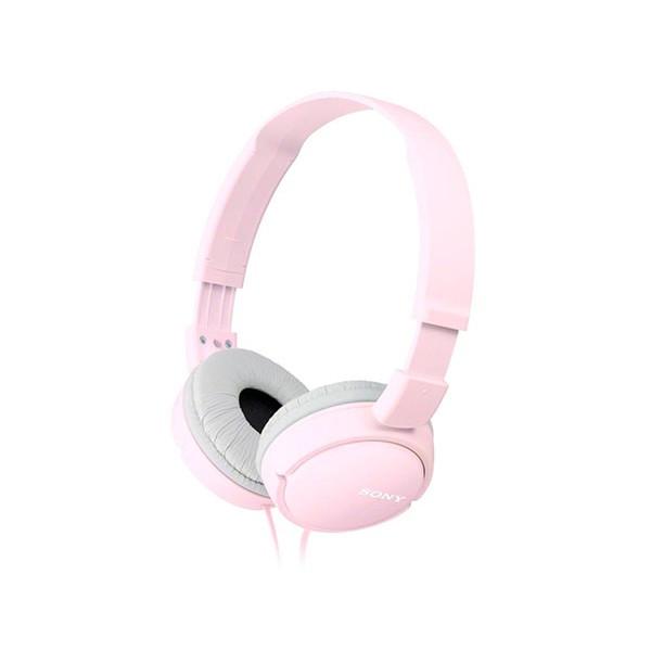 Sony mdrzx110p rosa auriculares de diadema dinámico cerrado jack en 90 grados