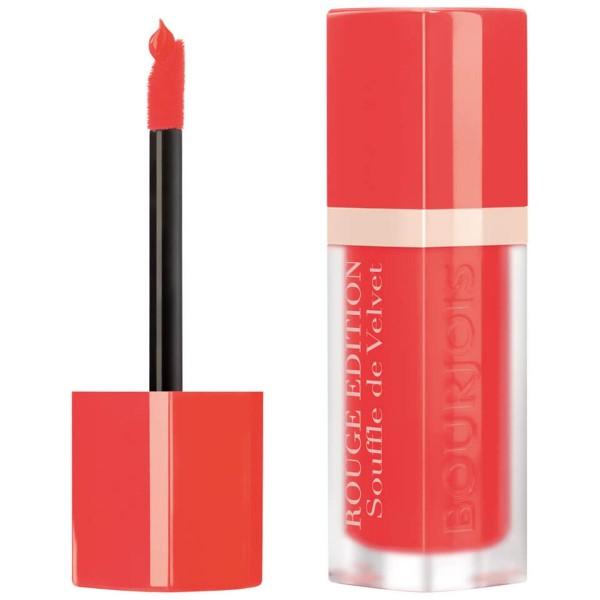 Bourjois rouge edition souffle de velvet lipstick 71 orangelique