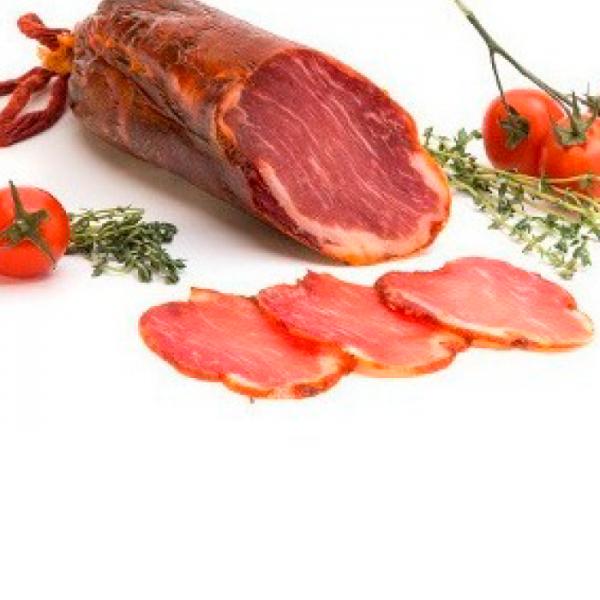 Lomo Curado con Especias de Prod. Eco. pieza sin gluten/sin lactosa 320 grs.