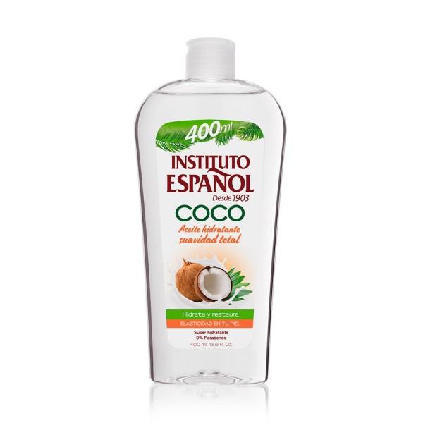 Instituto español coco aceite corporal 400ml